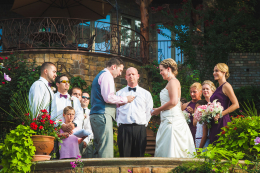 Patrick & Kristy's Cedar Lodge Wedding