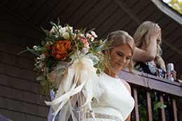 Wedding at Riverside Retreat