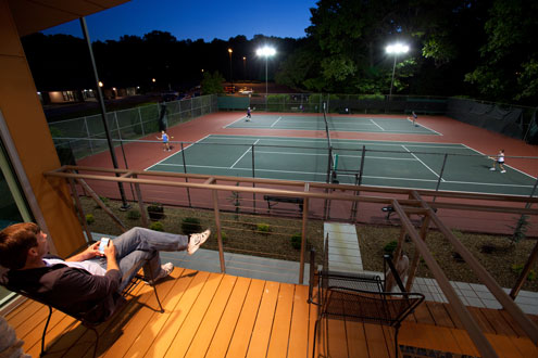 Kingsdale Tennis Complex