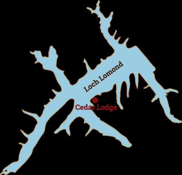 Lake Loch Lomond in Arkansas.