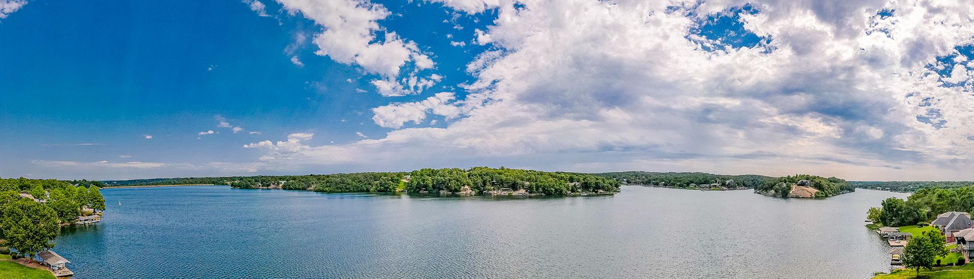 Loch Lomond in the Bella Vista Ozarks of Northwest Arkansas